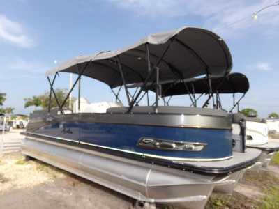 View 2022 Avalon Catalina Platinum Quad Lounger 23' - Listing #310892
