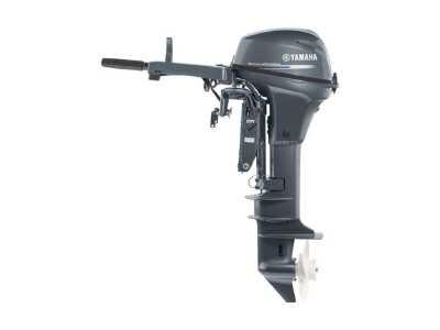 View 2021 Yamaha Marine 9.9-hp High Thrust - Listing #310146
