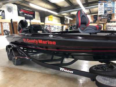 View 2020 Triton Boats 21 TRX PATRIOT - Listing #311355