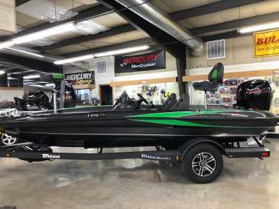 View 2022 Triton Boats 179 TRX - Listing #306781