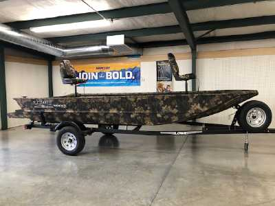 View 2021 Lowe Roughneck 1660 - Listing #305005