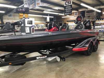 View 2021 Triton Boats 21 TRX PATRIOT - Listing #311356