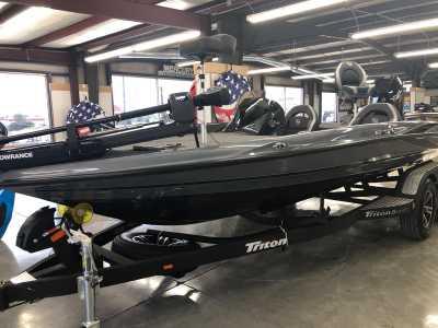 View 2022 Triton Boats 18 TrX - Listing #313008