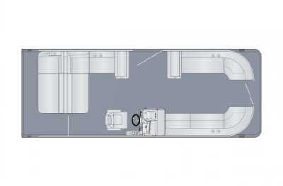 View 2021 HARRIS Cruiser 250 - Listing #308624