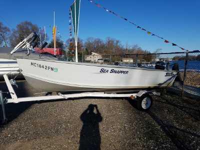 View 1993 Sylvan Sea Snapper 14 - Listing #308580
