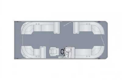 View 2021 HARRIS Sunliner 230 - Listing #311199