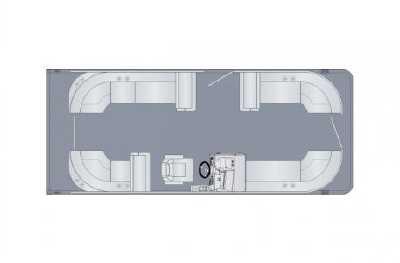 View 2021 HARRIS Sunliner 230 - Listing #311201