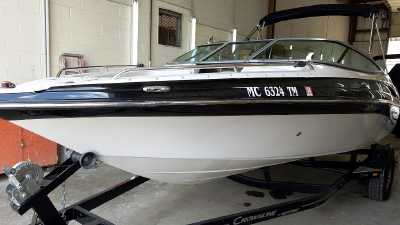 View 2012 Crownline Bowrider 21 SS - Listing #308603