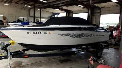 View 2013 Monterey Sport Boat 184FS - Listing #308641