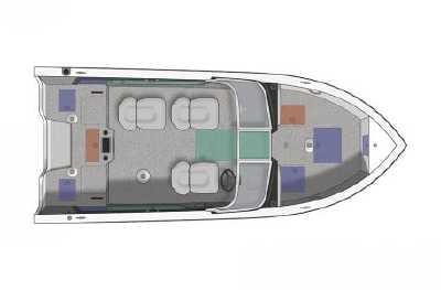 View 2021 Crestliner 1850 Super Hawk - Listing #308638