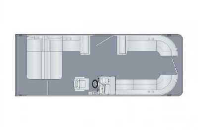 View 2021 HARRIS Cruiser 250 - Listing #308598