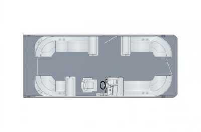 View 2021 HARRIS Sunliner 230 - Listing #313037