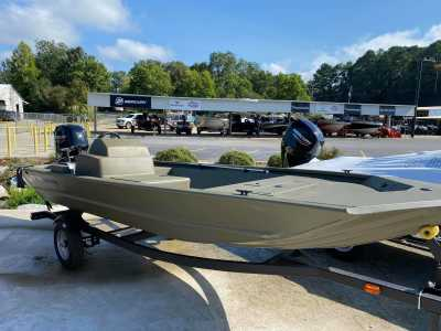 View 2022 Tracker GRIZZLY 1648 SC - Listing #309972