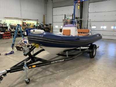 View 2019 BRIG Boats Navigator 485 - Listing #311171