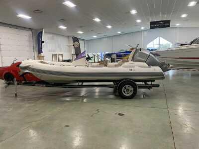 View 2018 BRIG Boats Eagle 580 - Listing #310787
