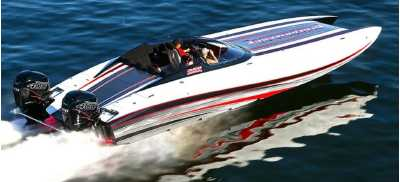 View 2018 Wright Performance Powerboats 360 - Listing #310784