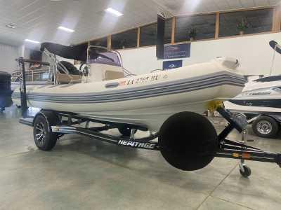 View 2019 BRIG Boats Navigator 485 - Listing #310804