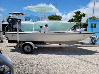 View 2001 Hewes 16' Redfisher - Listing #309137