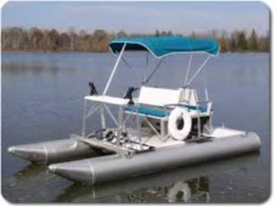 View 2022 AquaCycle Paddleboats AC II w/ Front Swim Deck **WE ARE TAKING ORDERS FOR SPR - Listing #293467