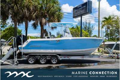 View 2022 Blackfin 252CC - Listing #309129