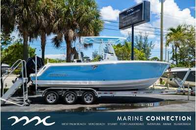View 2022 Blackfin 252CC - Listing #308801