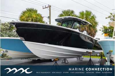 View 2022 Blackfin 332CC - Listing #310022