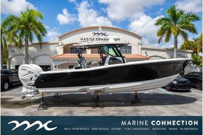 View 2021 Blackfin 332CC - Listing #311710