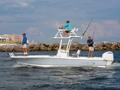 View 2021 Robalo 246 Cayman SD - Listing #313786