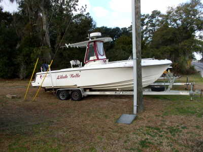 View 2006 BLUEFIN 250 PRO FISH - Listing #309435