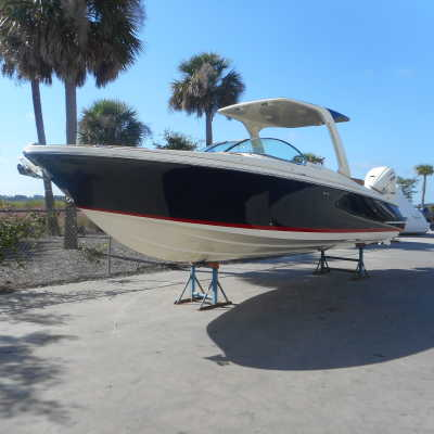 View 2021 Chris Craft Launch 28 GT - Listing #309426