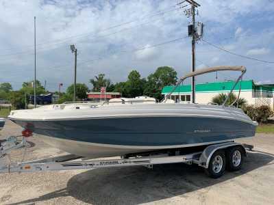 View 2021 Stingray Boats 212SC - Listing #309438