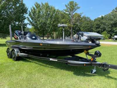 View 2018 Triton Boats 21 TRX - Listing #307931