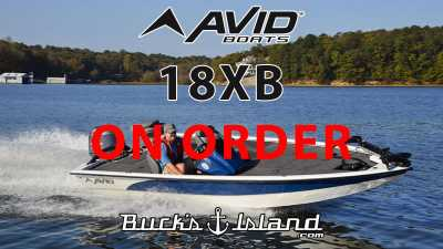 View 2022 Avid 18XB ON ORDER - Listing #303912