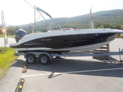 View 2021 Hurricane SunDeck Sport 205 OB - Listing #312231