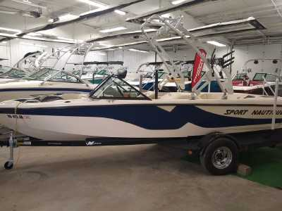 View 2001 CORRECT CRAFT SPORT - Listing #303670
