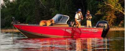 View 2021 Crestliner 1650 Fish Hawk WT - Listing #310563
