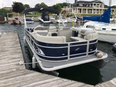 View 2019 Starcraft Marine EX Fish 20 CF - Listing #309287