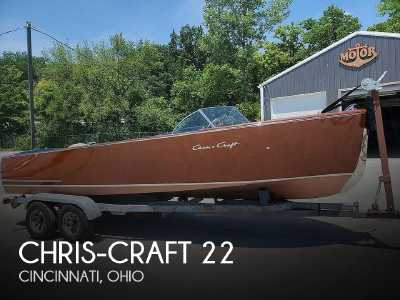 View 1948 Chris-Craft U-22 Sportsman - Listing #313355