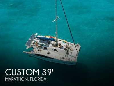 View 2000 Custom Starcat Aluminum Catamaran - Listing #313851