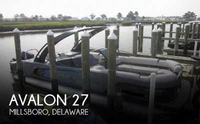 View 2020 Avalon Excalibur Elite Windshield 27 - Listing #311739