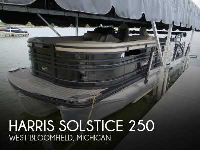 View 2020 Harris Solstice 250 - Listing #313849