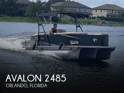 View 2018 Avalon LTZ Entertainer 2485 - Listing #310391