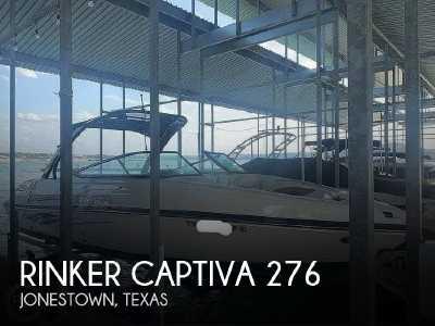 View 2011 Rinker Captiva 276 - Listing #313856