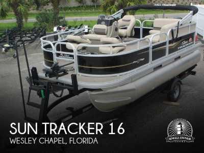 View 2021 Sun Tracker 16 XL Bass Buggy - Listing #310037