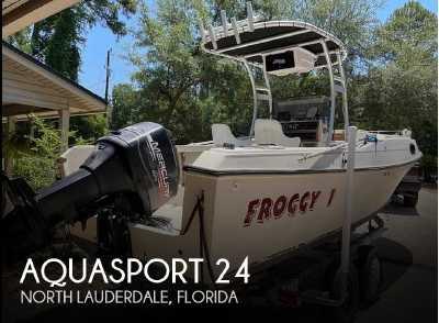 View 1980 Aquasport 24 - Listing #310044