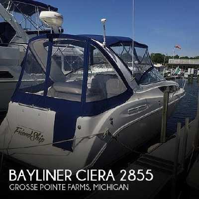 View 2000 Bayliner Ciera 2855 - Listing #306532