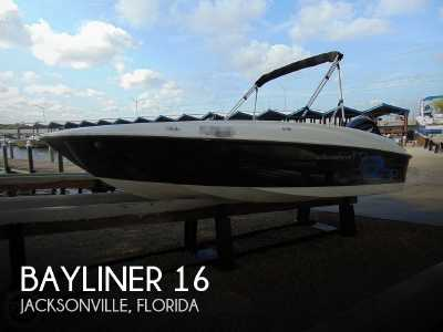 View 2020 Bayliner Element E16 - Listing #311386