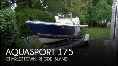 View 2000 Aquasport 175 Osprey - Listing #308421