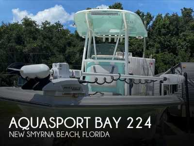 View 2021 Aquasport Bay 224 - Listing #307243