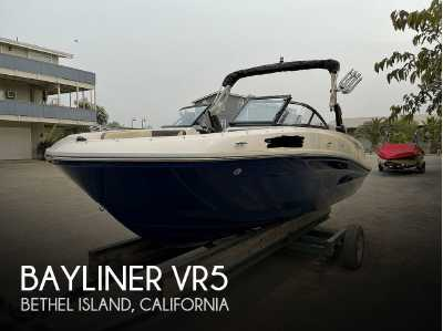 View 2017 Bayliner VR5 - Listing #304330